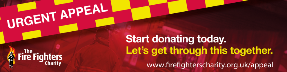 Firefighters Charity Appeal
